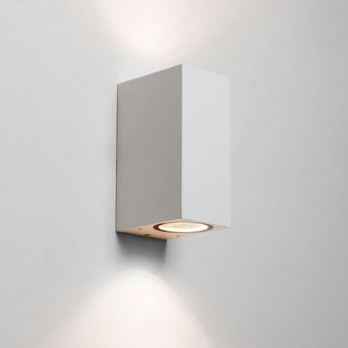 Astro 1310006 Chios Outdoor Wall Light White